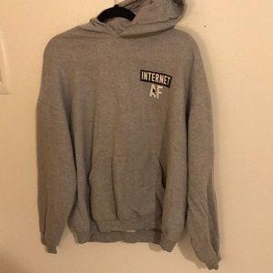 Sweaters - Internet af hoodie
